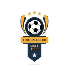 Football Badge 4 vector