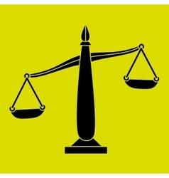 Balance icon design vector
