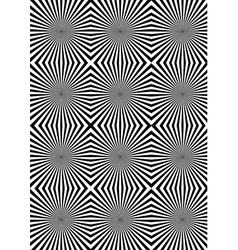 Black rays seamless background vector