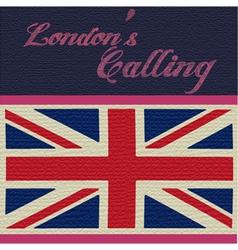 London Calling vector