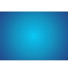 tv blue screen vector image