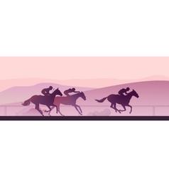 races vector image vector image
