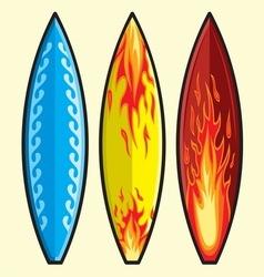 Surf daska resize vector