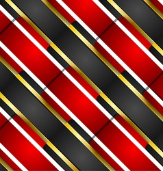 Pattern stripes background vector image