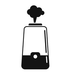 Freshener diffuser icon simple style vector