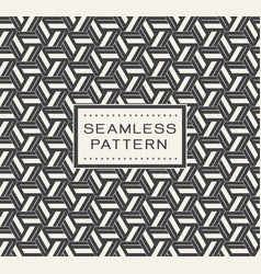 seamless pattern with abstract shape and simple vector image