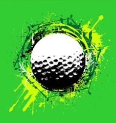 Golf vector