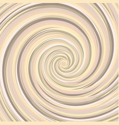 Swirling backdrop spiral surface with space vector
