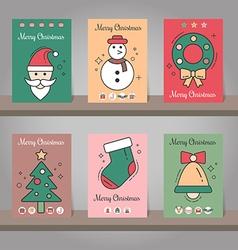 Christmas 08 03 vector image