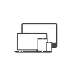 gadget icon graphic design template vector image