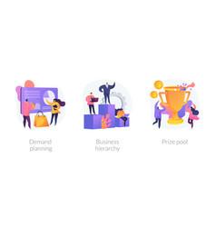 Startup sources concept metaphors vector