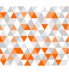 tile triangle pattern vector image