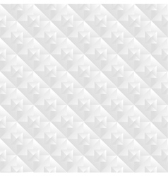 geometric white pattern vector image