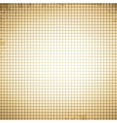 Vintage Notepad Notebook in a Cage vector image vector image