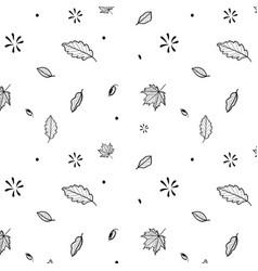 Element autumn social media post vector