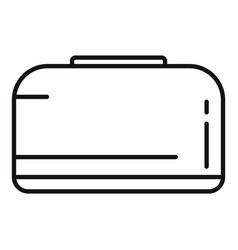 Freshener diffuser icon outline style vector