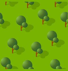 seamless urban plan pattern vector image