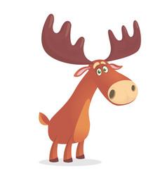 Mighty moose vector