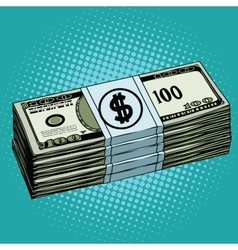 Money dollars cash vector