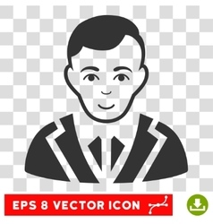 Noble EPS Icon vector