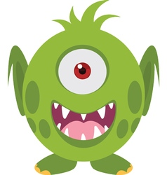 Scary Icon vector image