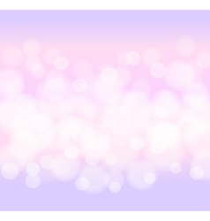 soft blurred background vector image vector image