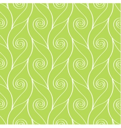 Repeating linear seamless pattern vector image vector image