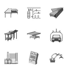 Automotive industry and other web icon in vector