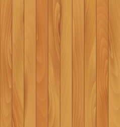 Wooden Texture Background with Planks Boards vector image
