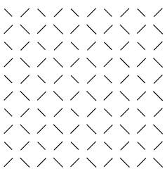 Black Dash White Background vector image vector image