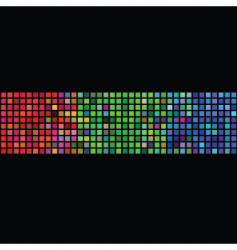 digital display vector image