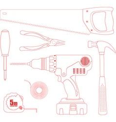 Repair tool set vector