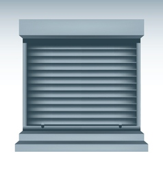 Roll Up Shutters vector