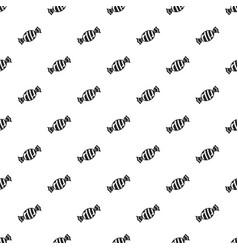 Striped bonbon pattern seamless vector
