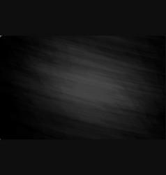 black chalkboard for design vector image