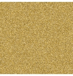 Golden glitter texture background EPS 10 vector image