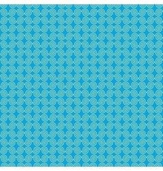 Wave geometric seamless pattern 4006 vector image