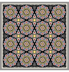Traditional pattern vector image vector image
