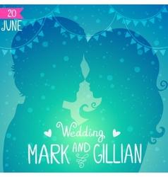 love invitation vector image