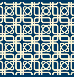 abstract vintage minimalistic seamless pattern vector image