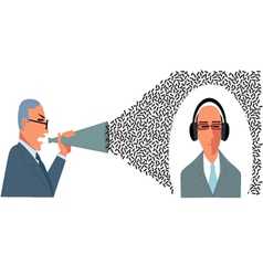 Communication problem vector