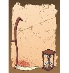 death tools vector image