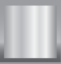 Silver texture gradient background vector