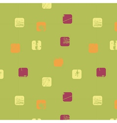Grungy Seamless Background vector image vector image