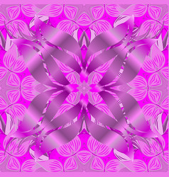 abstract colored picture vector image vector image