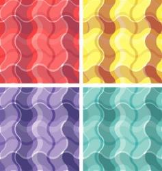 plaid patterns vector image