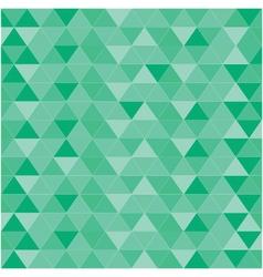 Aqua geometrical-triangle background vector