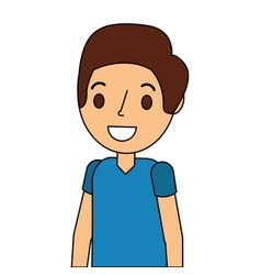 surgeon man avatar character icon vector image