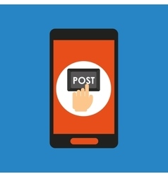 Global post social network vector