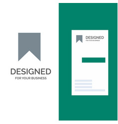 Flag instagram interface save tag grey logo vector